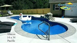 inground pools shapes. Inground Pool Sizes And Shapes Size Depth Flat Completely Installed Price White Pools