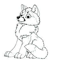 Wolf Coloring Page Pages For Adults Free Printable Animal Jam Arctic