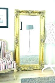 frameless round wall mirror mirrors large extra articles with tag beveled