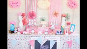 Vintage Princess Party  Baby Shower Ideas  Themes  GamesPrincess Theme Baby Shower Centerpieces