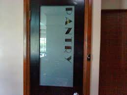 half glass pantry door amazing decorations frosted with wood frame interior regarding 9