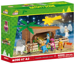 <b>Конструктор Cobi Nativity Scenes</b> 28024 Сцена Рождества ...