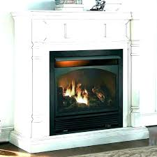vent free propane fireplace insert best vent free gas logs are electric fireplaces safe propane heaters