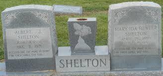 Mary Ida Fowler Shelton (1890-1931) - Find A Grave Memorial
