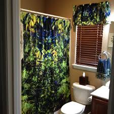 shower curtains custom fabric printing giant inc within printed decor 0