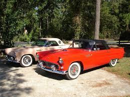 1955 Ford Thunderbird Soft Top Convertible