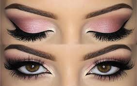 all pink doll makeup look valentine s day inspiration english you