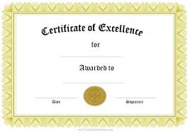 Free Online Printable Certificates Of Achievement Free Online Printable Certificates Of Achievement Awards Certificate