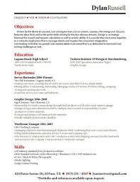Package Handler Resume Interesting Package Handler Resume