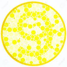 Color Blindness Test Chart 9
