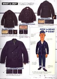 the selective ing the us navy pea coat