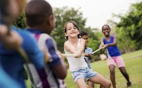 Los mejores juegos infantiles para niños o para niñas. 5 Juegos Infantiles Tradicionales