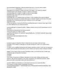 Sample LaTeX Resume  LaTeX Resume Template