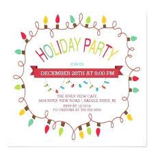 Office Party Invitation Sample Party Invitations Chic Invitation