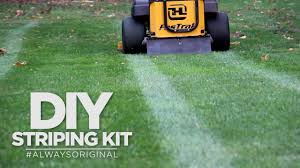 diy striping kit how to demo