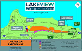 Lakeview Amphitheater Seating Chart Traffic Parking Tips For Lakeview Amphitheater Concerts