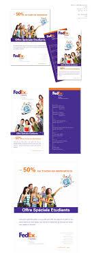 Fedex Brochure Design Print Design Poster Flyer Brochure Catalogue