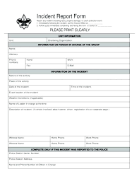 Traffic Accident Report Form Template Chanceinc Co