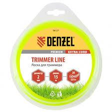 """<b>Леска для триммера</b> """"<b>Denzel</b>. Extra cord"""", двухкомпонентная ..."""