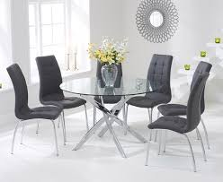 dining room furniture denver colorado. denver 120cm glass dining table with charcoal grey calgary chairs room furniture colorado i