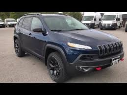 2018 jeep blue. simple blue 2018 jeep cherokee 4x4 trailhawk new color patriot blue fond du lac  wisconsin 54937 with jeep blue