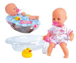 baby doll bathroom