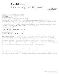 Clinical Medical Assistant Resume Objective Certified Sample Within