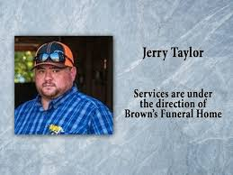 Jerry Lee Taylor - Bryan County Patriot