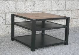 Industrial Coffee Table Combine 9 Industrial Furniture Coffee Tables End Tables