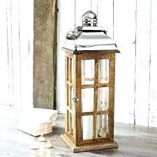 wooden lantern whole rustic centerpieces