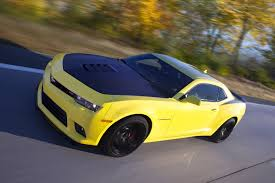 2014 - 2015 Chevrolet Camaro 1LE Review - Top Speed