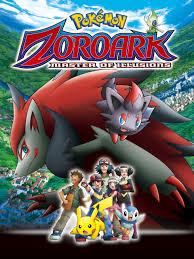 Watch Pokémon-Zoroark: Master of Illusions