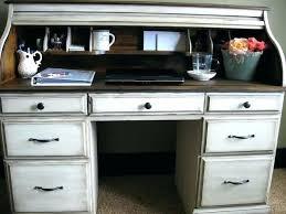 roll away desk roll away desk the uncluttered lifestyle roll top desk redo roll desk top