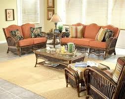 wicker sunroom furniture sets. Furniture Exotic Wicker Rattan Living Sofa Set For Sunroom Ideas Sets F