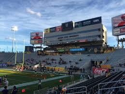 Sun Devil Stadium Arizona State Seating Guide