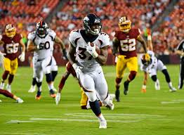 Broncos Depth Chart 2018 Royce Freeman The Rookie Rb Who Loves To Inflict Pain On