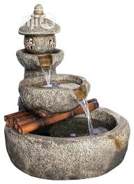 indoor water fountains in akure