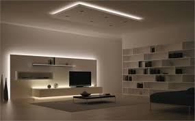 indirect lighting design. indirect led lighting brown themed square ceiling white colored wall wooden reck black stained design d
