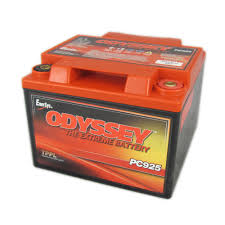 Odyssey Motorcycle Battery Application Chart Odyssey Pc925 12v 28ah Motorcycle Battery M6 Recepticle