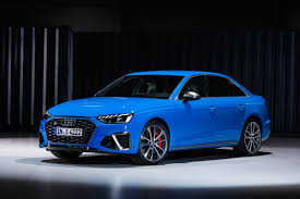 2019 Audi A4 Facelift Revealed With New S4 Tdi Topping The