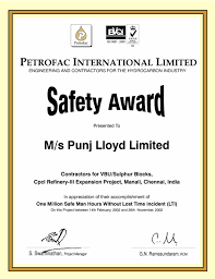 Safety Certificate Templates Mangdienthoai Com