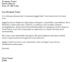 Job Reference Letter Template 1 You Are Writing A Personal Of ...