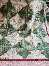 Free Motion Quilting Designs For Log Cabin A Scrappy Log Cabin Quilt Shannon In The Country