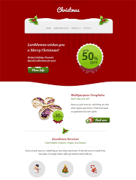 This Holiday And Christmas Email Template Has A Responsive