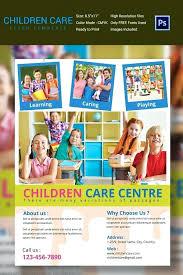 Free Printable Daycare Flyers Kids Christian Child Care Flyer Template Daycare Botpress Co