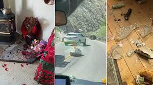 CA-Nevada border felt across Bay Area ...