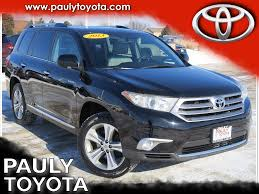 Used Toyota Highlander for sale in Northern Illinois