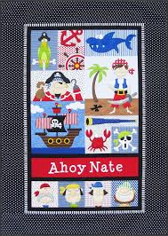 Pirates for Boys & Girls Quilt Pattern – Amy Bradley Designs & Pirates for Boys & Girls Quilt Pattern Adamdwight.com