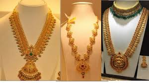 Gold New Model Necklace Design New Model Haram Designs Gold Jewelry Collections