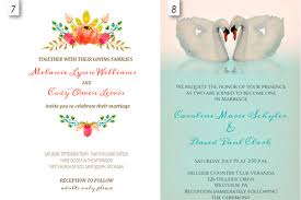 wedding invite template download editable wedding invitation templates free download wedding